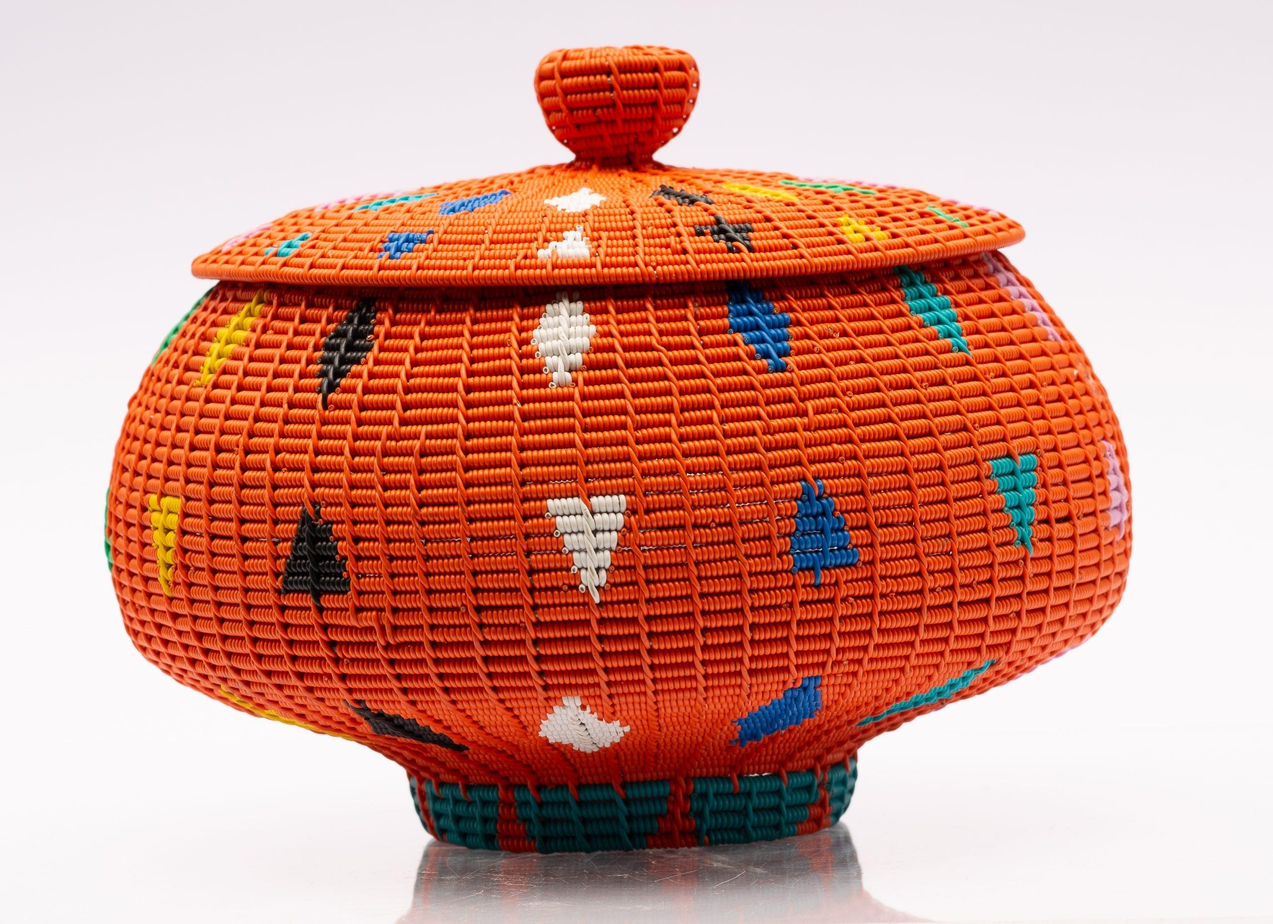 Orange Alfred Ntuli Collection Ukhamba