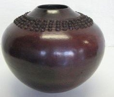 Hand-made Zulu Clay Pot
