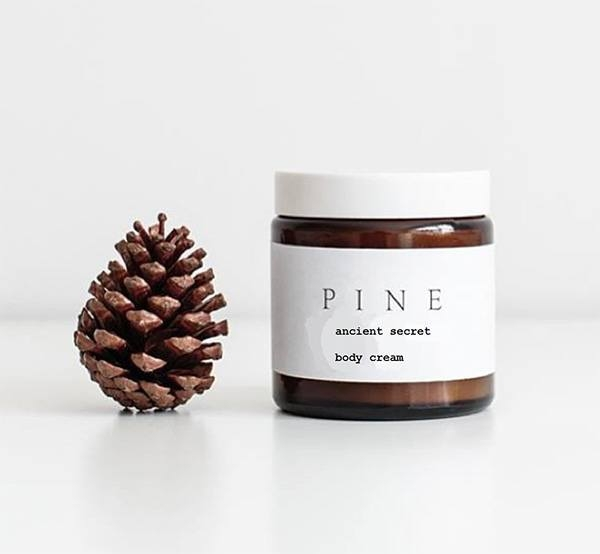 African ancient secret Pine body cream